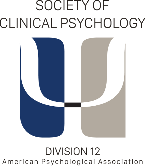 APA Society of Clinical Psychology Logo