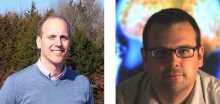 Dr. Ian Gizer and Dr. Jeff Johnson have been promoted to the rank of Associate Professor with tenure.